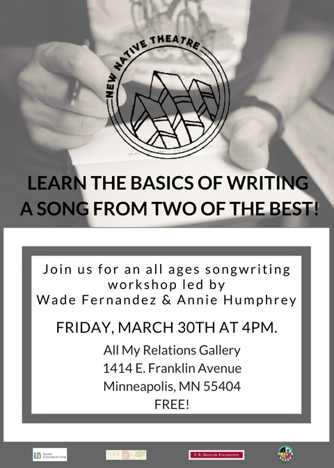 Songwriting Workshop 2.0