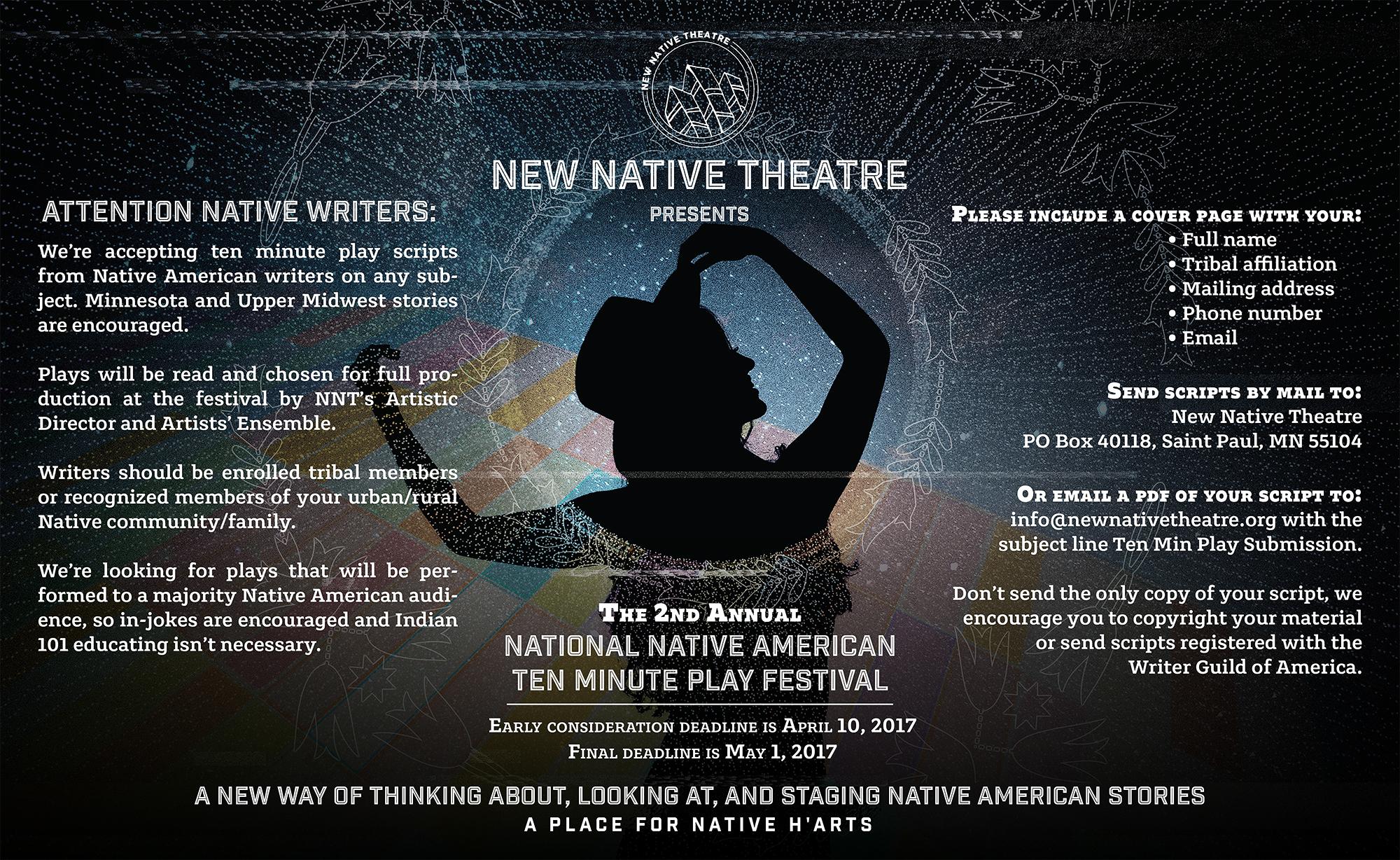 News   New Native Theatre